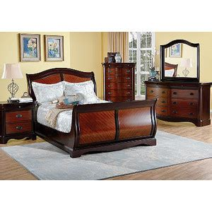 bedroom furniture rooms to go granby sleigh 5 pc bedroom rooms to go bedroom sets polyvore