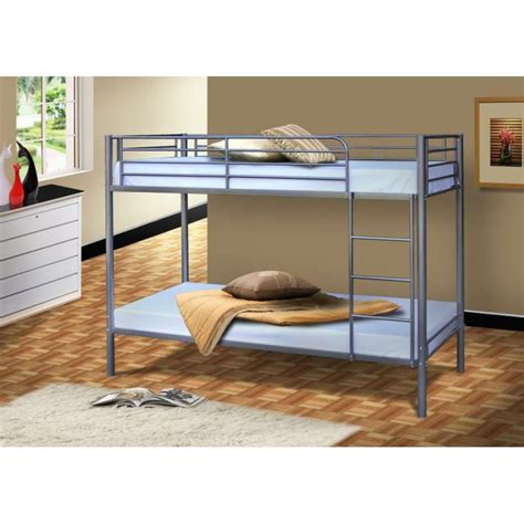 Bunk Bed Mattress Set Metal Bunk Bed And Mattress Offer Set