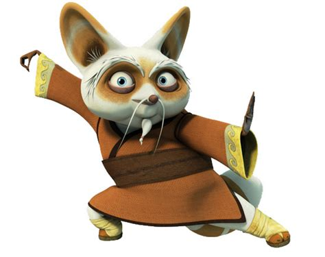 imagenes de kung fu panda en 3d master shifu newkungfupanda3