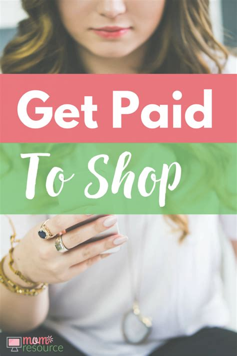 Do Get Paid To Shop by How I Get Paid To Shop 1 Click To Make 2 000