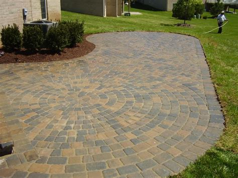 Patio Pavers Designs Brick Paver Patio Patio Lerve Pinterest