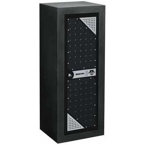 stack on ammo cabinet stack on tactical security cabinet black hammertone