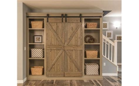 The Open Door Indiana Pa by 23 Best Ideas About Barn Door Bookcase On