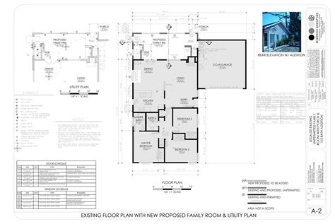 addition house plans numberedtype