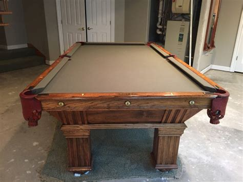 used pool tables for sale youngstown ohio boardman