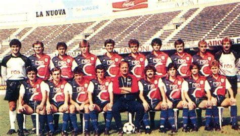 popolare di vicenza catania cagliari calcio 1985 1986 wikiwand
