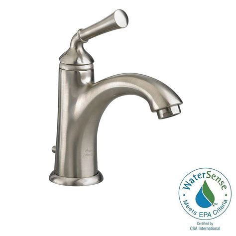 standard bathroom faucet american standard portsmouth monoblock single hole single