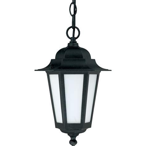 Photocell Light Fixtures Nuvo Lighting 62209 1 Light Twist Lock Base 7 Quot Cornerstone Textured Black Finish With