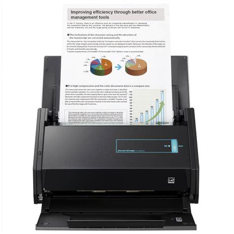 fujitsu scansnap ix500 color duplex desk scanner mac pc