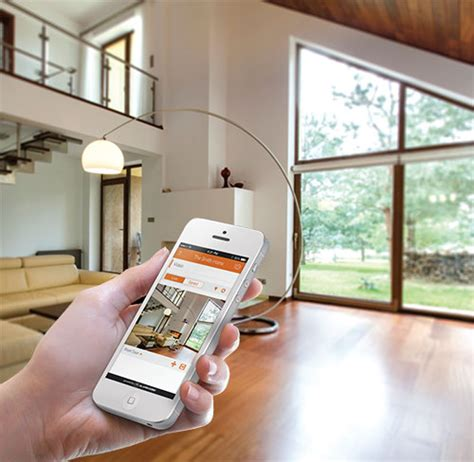 alarm home automation indoor