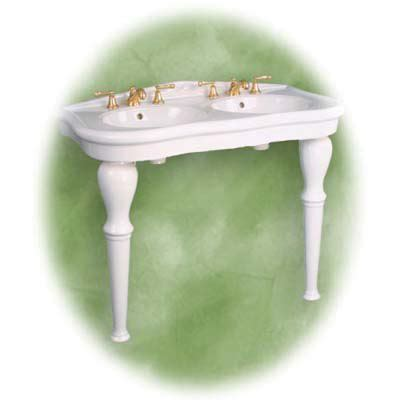 parisian pedestal sink console single sink pedestals bath sink consoles wrought iron