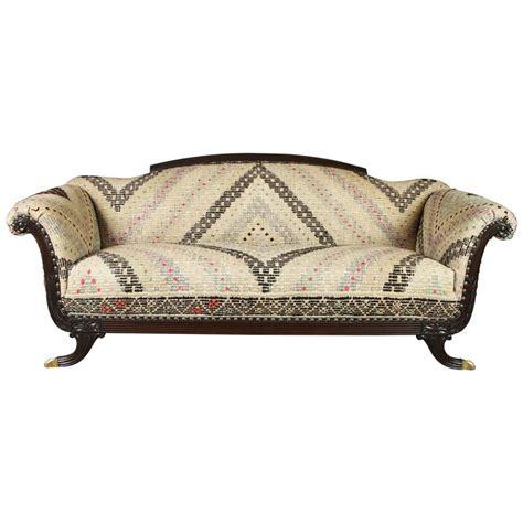 duncan phyfe sofa duncan phyfe style sofa 1930s at 1stdibs