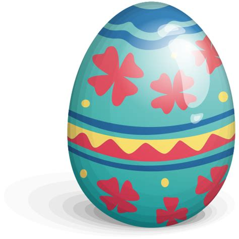 easter egs easter egg color icon free icons