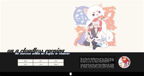 themes tumblr anime anime theme on tumblr