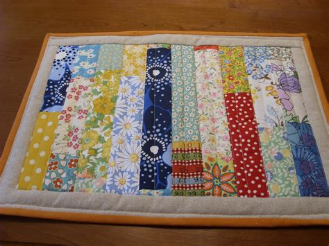 Quilting Placemats by Quilted Placemats
