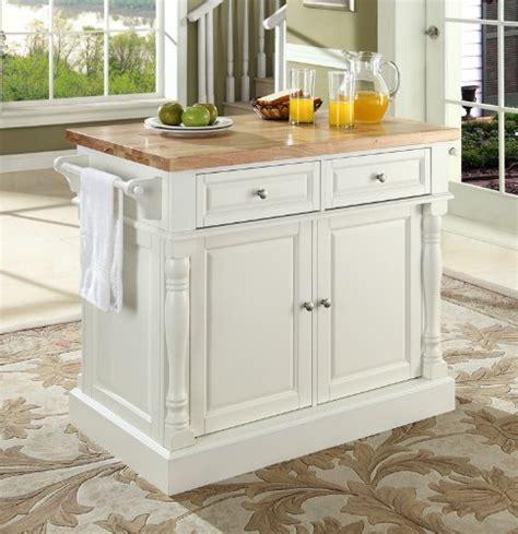 wholesale kitchen islands melissasixmedford discount crosley furniture butcher block top kitchen island in white finish