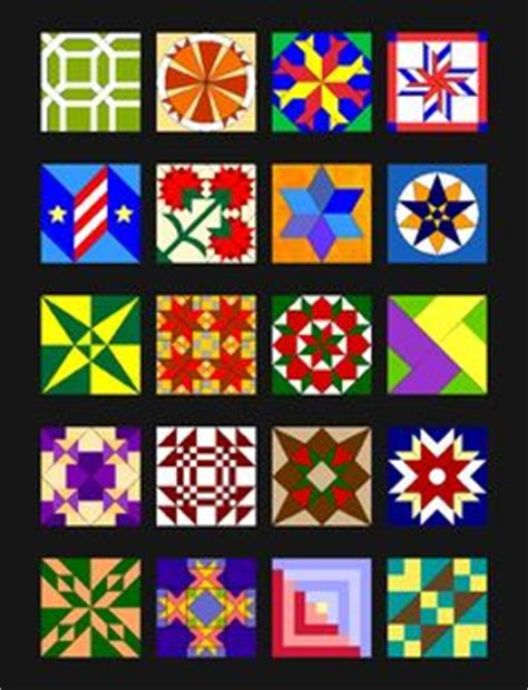 Quilt Pattern Meanings by Nane Wood Shed Designs Quilting