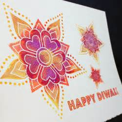 Diwali Greeting Card Making Ideas - home made greeting cards for diwali designs amp ideas for deepavali