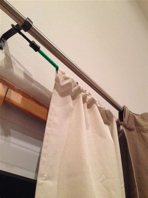 pull curtain rods curtain rods with pull string curtain rods with pull