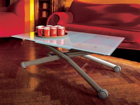 tavoli regolabili in altezza e allungabili esprit v tavolo domitalia 110x75 cm regolabile e