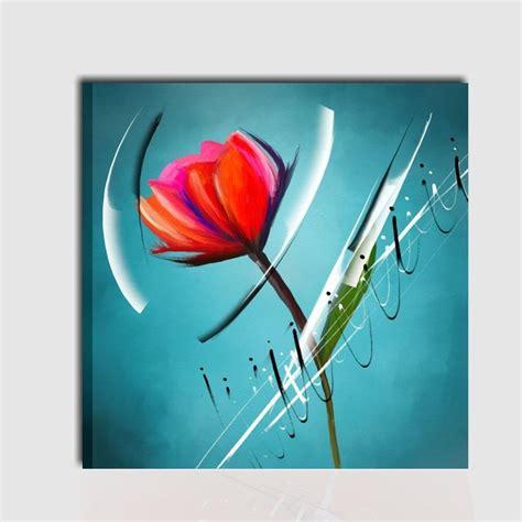 quadro fiori moderno quadro dipinto a mano stile moderno con fiori breanna