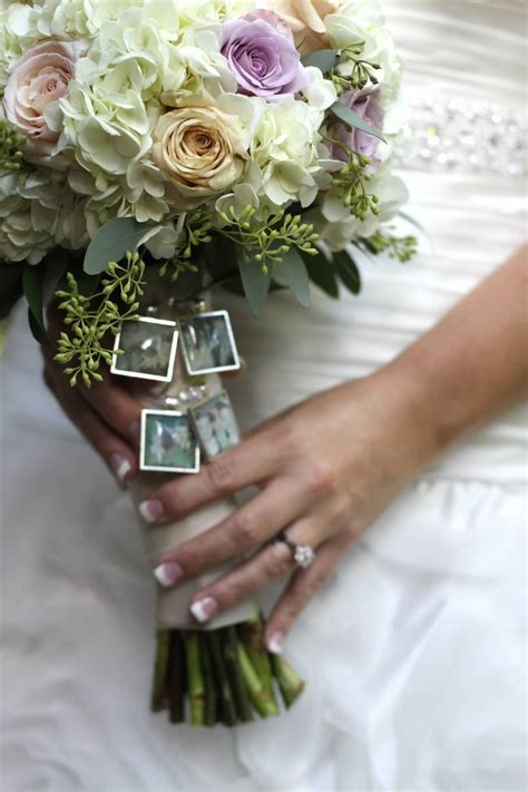 bouquet charms wedding bells are ringing