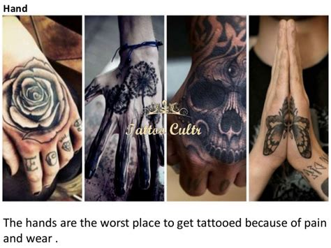 best place to get first tattoo 15 most places to get a