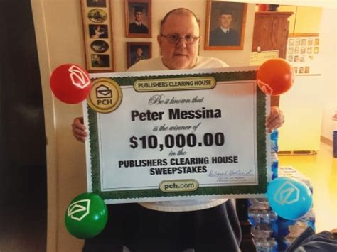 Real Publishers Clearing House Winners - is publishers clearing house fake no pch is real pch blog