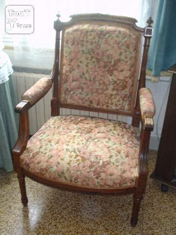 canap 233 2 fauteuils style louis xvi perpignan 66000