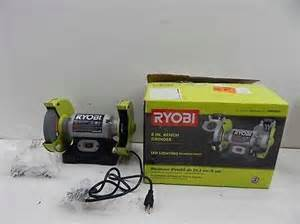 ryobi 6in bench grinder ryobi bg828g 8 bench grinder powered power tool 318795 t41 what s it worth