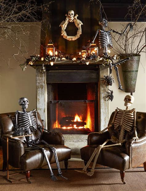 spooky home decor 584 best halloween decorating images on pinterest