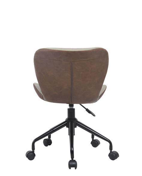 chaise bureau design cara chaise de bureau design pivotante kayelles com