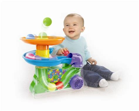 Funtime Rattle time 55396 roll and spin medmind co uk