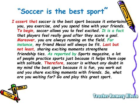 Time Football Essay by Academic Paragraph And Essay Writing Rosmery Bolivia