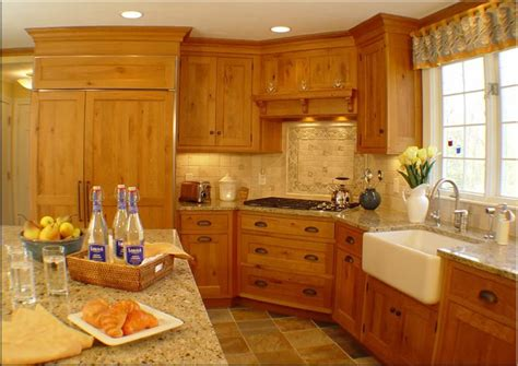 what color countertops with honey oak cabinets best 25 honey oak cabinets ideas on kitchens
