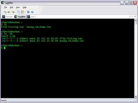 better terminal for windows is there a multi tab terminal replacement for cygwin s