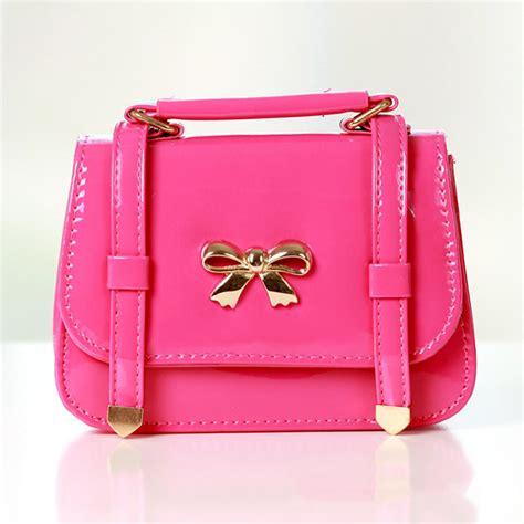 stylish bag stylish children princess shoulder messenger