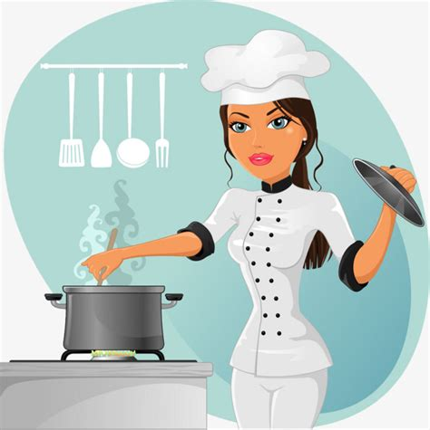 Pdf Cocina Casa Chef Extraordinaria by Cooking Chef Chef Png Image And