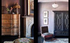 eclectic dining room photos 114 of 162 lonny eclectic living room victorian and living rooms on pinterest