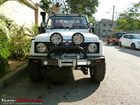 modified gypsy team bhp pics tastefully modified cars in india page 4 team bhp