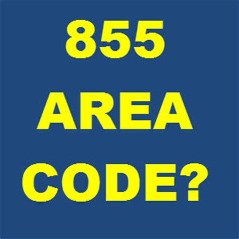 what us area code is 855 855 area code toll free area code numbers