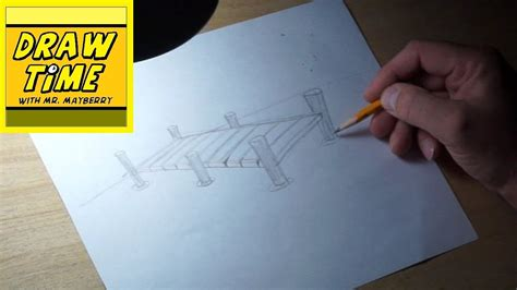 how do you draw a boat easy how to draw a boat dock youtube