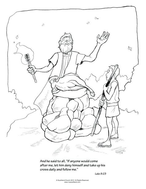 Coloring Page Isaac And Abraham by Isaac Is Born Coloring Pages At Getcolorings Free