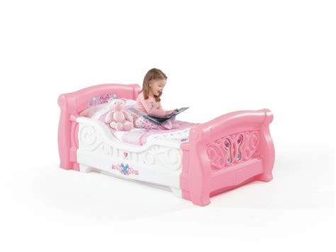 step 2 toddler bed step 2 toddler sleigh bed