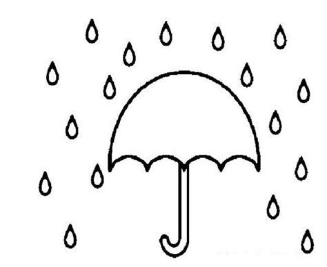 raindrops coloring page rain drop coloring page clipart best sketch coloring page