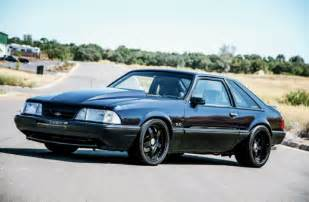Ford Fox 8 Reasons Why The Fox Mustang Is The Best Car