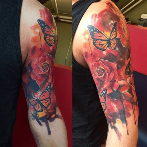 best tattoo artists in washington 25 best floral artists top shops studios