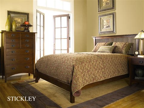 stickley bedroom furniture stickley furniture bradens lifestyles knoxville