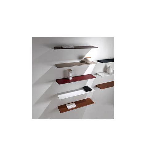 mensole acciaio mensola ala ripiano a muro in acciaio larghezza 60 cm o 90 cm