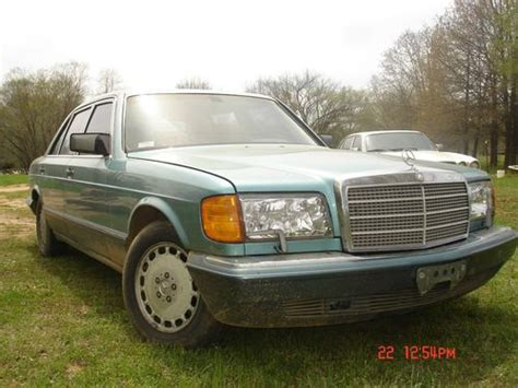 auto air conditioning service 1991 mercedes benz s class lane departure warning find used 1991 mercedes benz 350sdl 3 4l turbo diesel nice remanufactured engine in milo